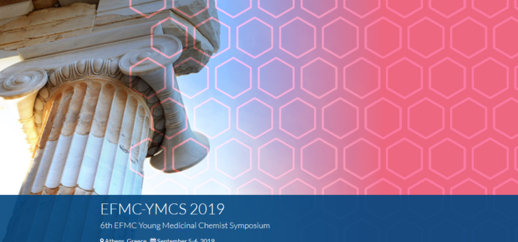 ΠΡΟΚΥΡΗΞΗ ΥΠΟΤΡΟΦΙΑΣ | 6th Young Medicinal Chemist Symposium (EFMC-YMCS 2019)